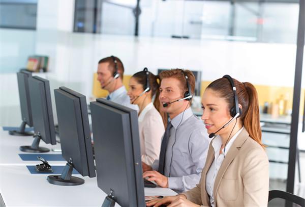 电话营销团队