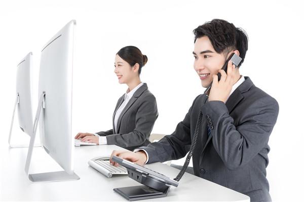 电话销售人员