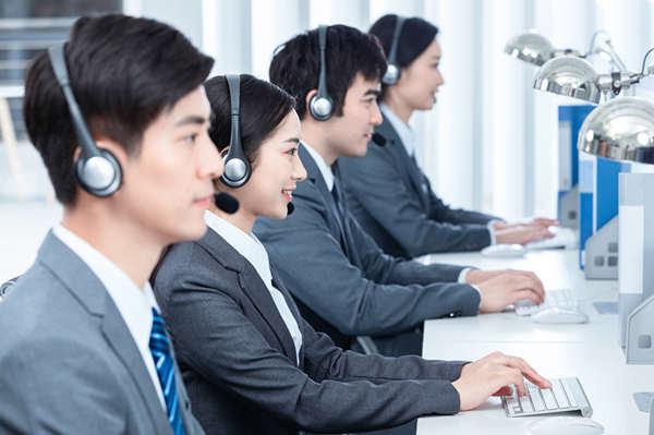 電話營銷團隊
